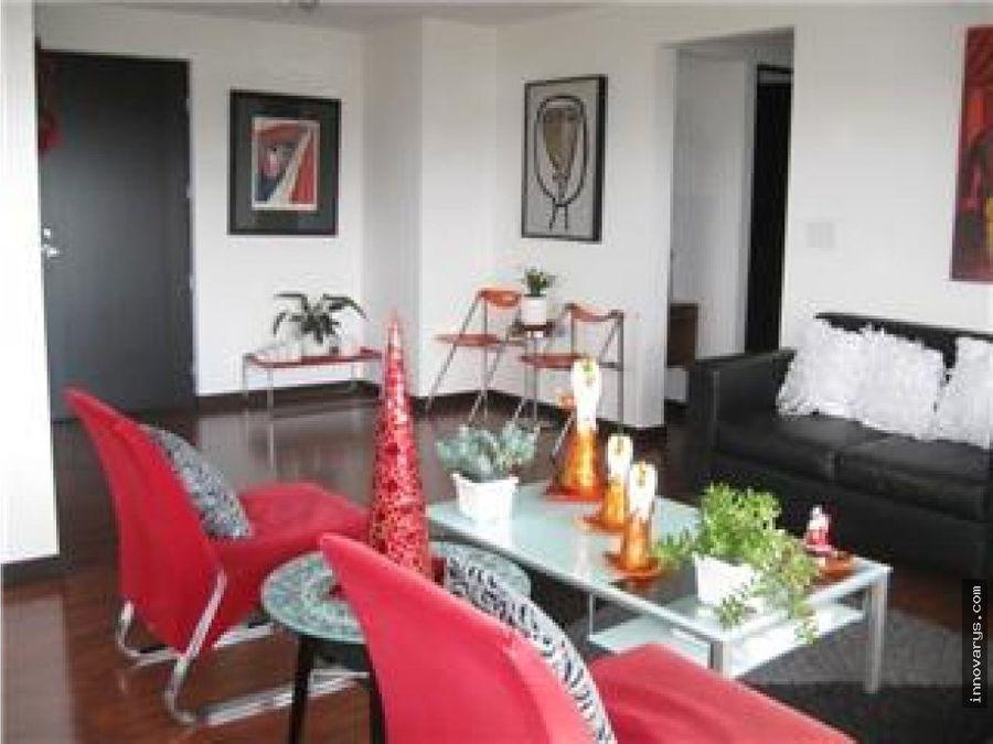 alquiler de apartamento amueblado sabana este