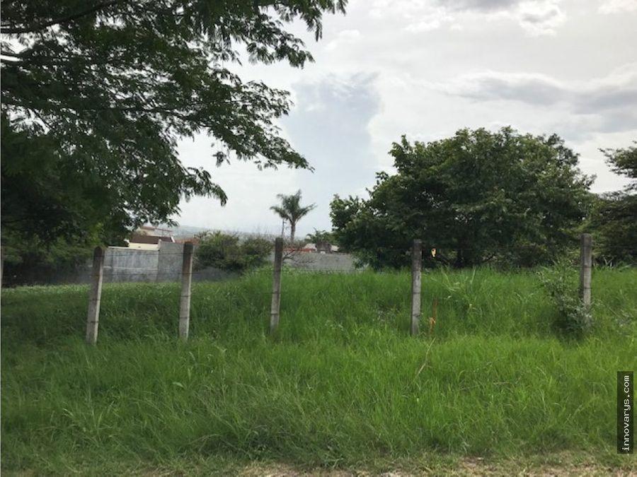 venta de lote residencial de 311 m2 guachipelin norte escazu