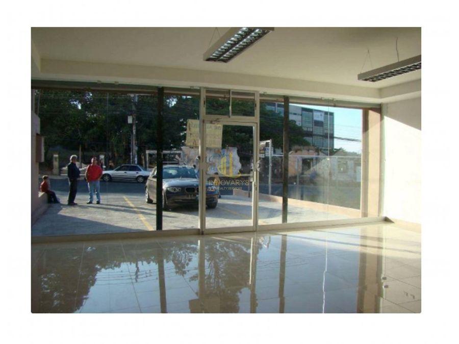 alquilo local comercial 400 m2 en sn rafael escazu