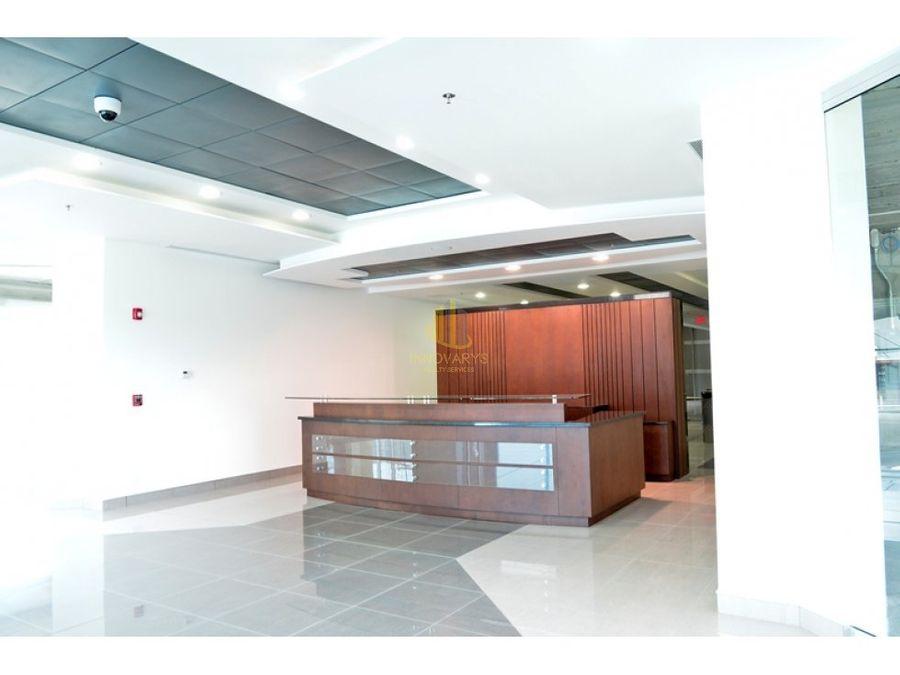 alquiler de oficina 121 m2 en oficentro santa ana