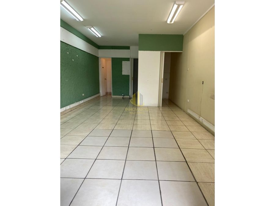 alquiler local 40 m2 en escazu centro