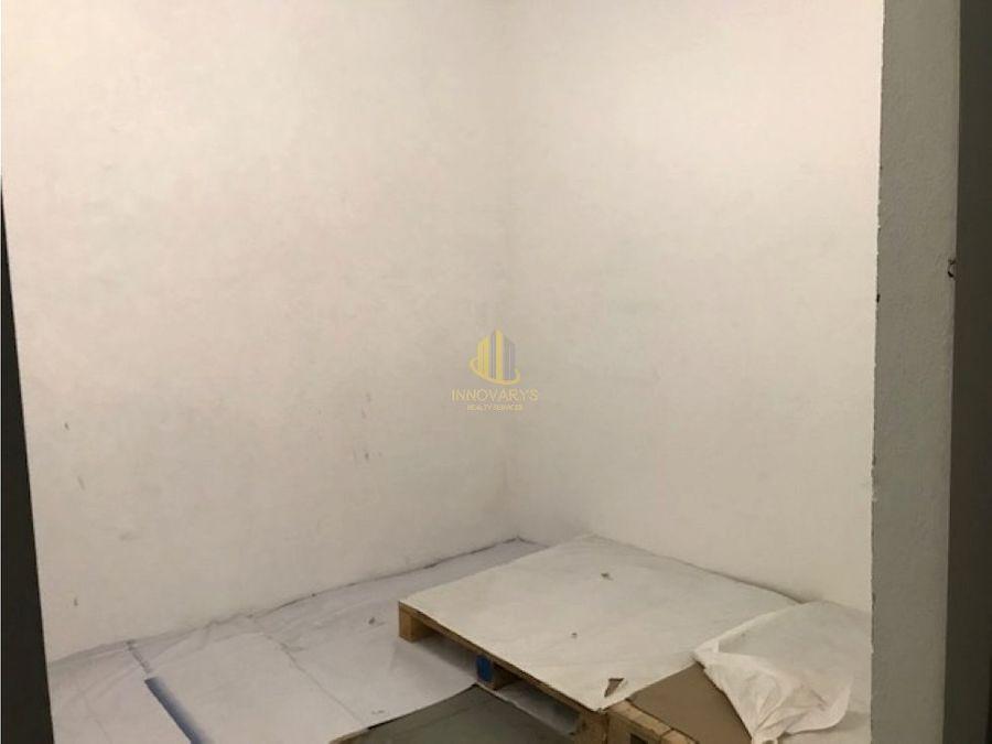 alquiler bodega de 330 m2 pozos santa ana