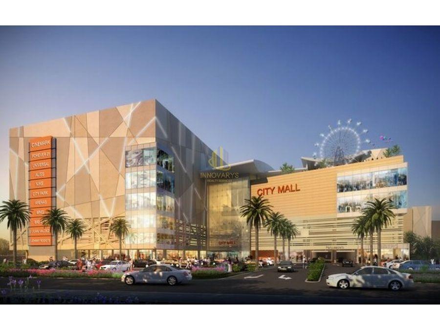 local comercial en city mall