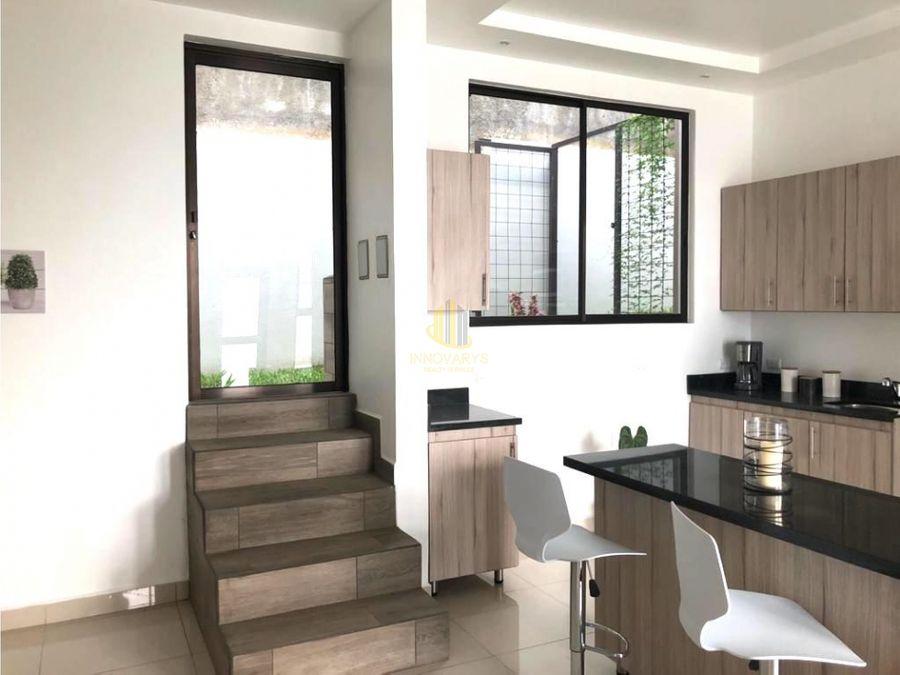 venta de apartamento de 2 cuartos pozos