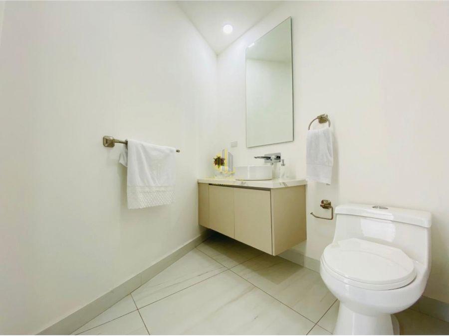 amplia casa con linea blanca parcial en venta san antonio de escazu