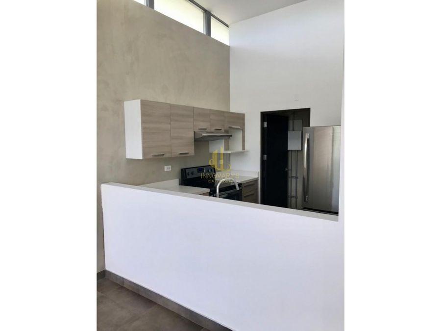 venta de apartamento contemporaneo guachipelin
