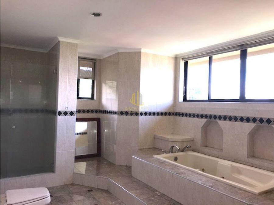 penthouse de 3 hab con vista espectacular jaboncillos de escazu