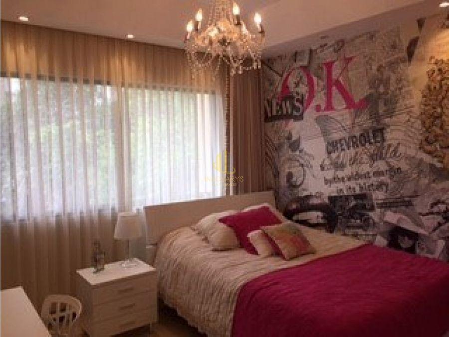 alquiler de casa de 3 cuartos en condominio san rafael de escazu