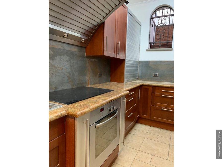 alquiler de casa en condominio guachipelin norte