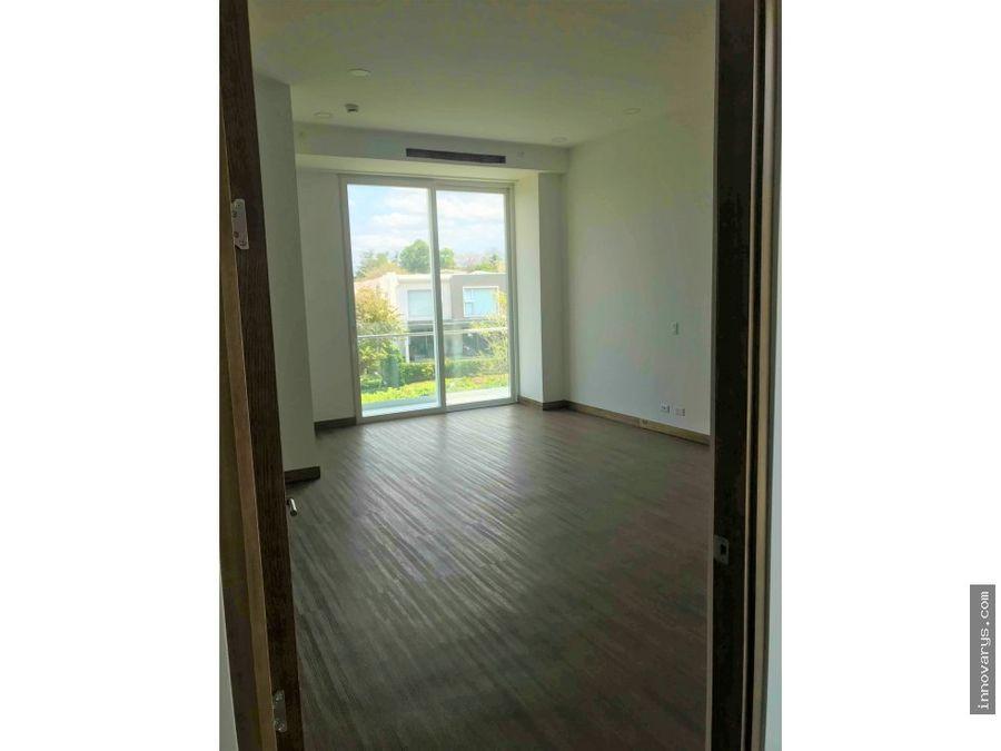 venta de apartamento de lujo guachipelin norte