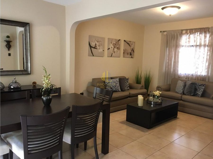 condominio a la venta san francisco heredia