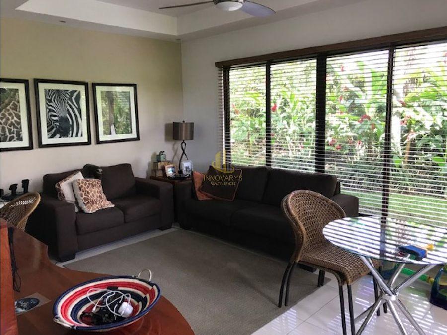 venta de casa en condominio ciudad colon