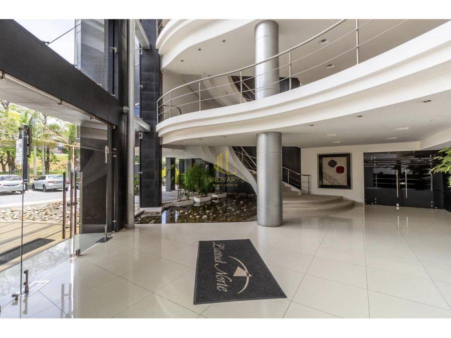 alquiler of 178 m2 oficentro guachipelin norte