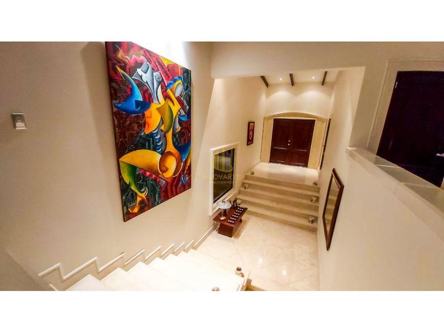 alquiler de casa tres niveles san antonio de escazu