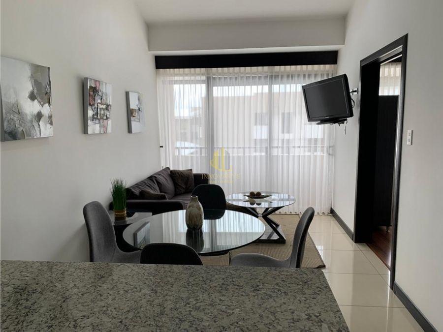apartamento amueblado en alquiler santa ana park