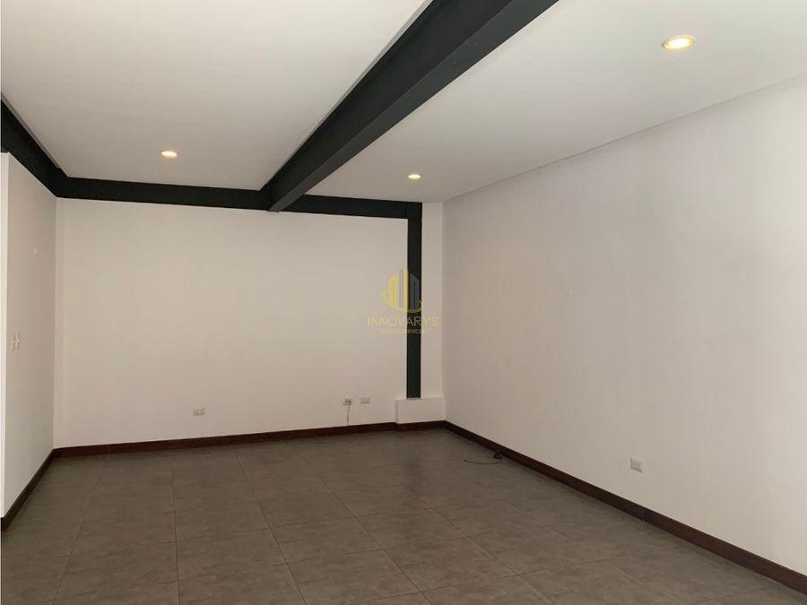 apartamento en alquiler en la uruca