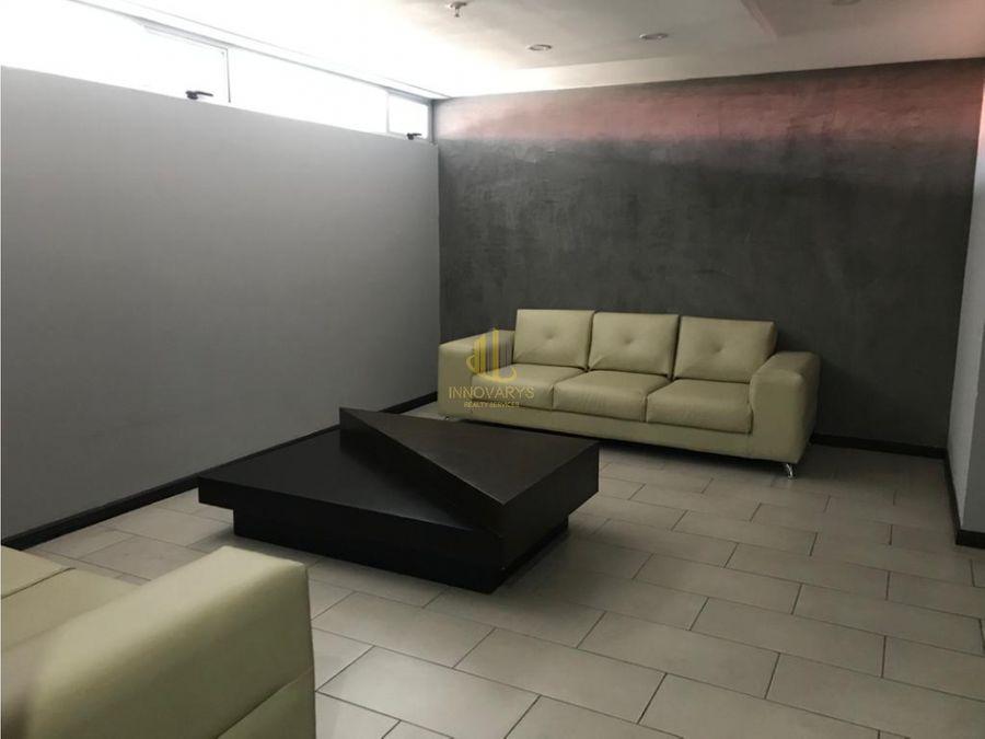 apartamento 3 cuartos con vista sabana sur alquiler