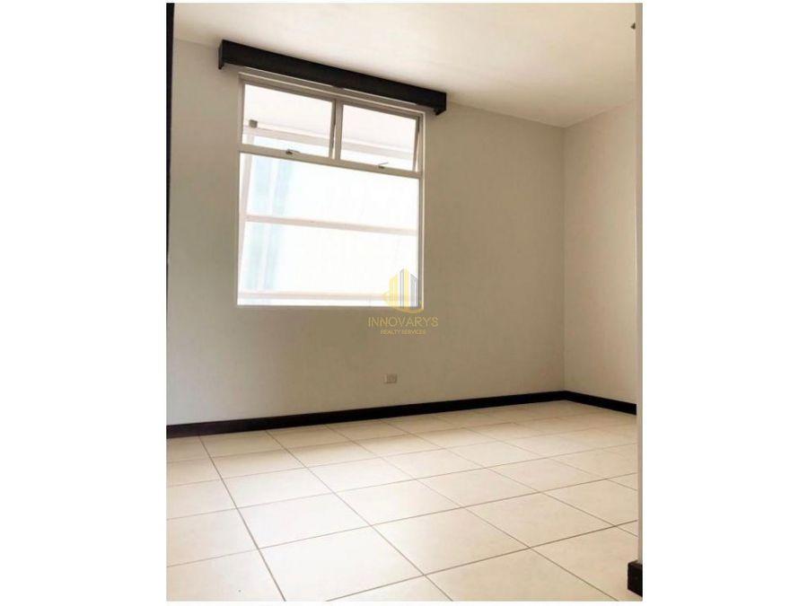 venta de apartamento de 2 cuartos pozos de santa ana
