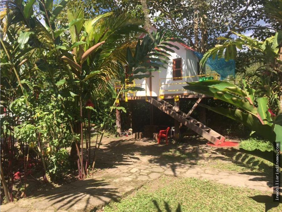 casa quinta en la vega cundinamarca