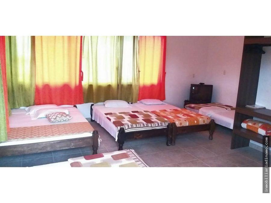 venta finca hotel en montenegro quindio