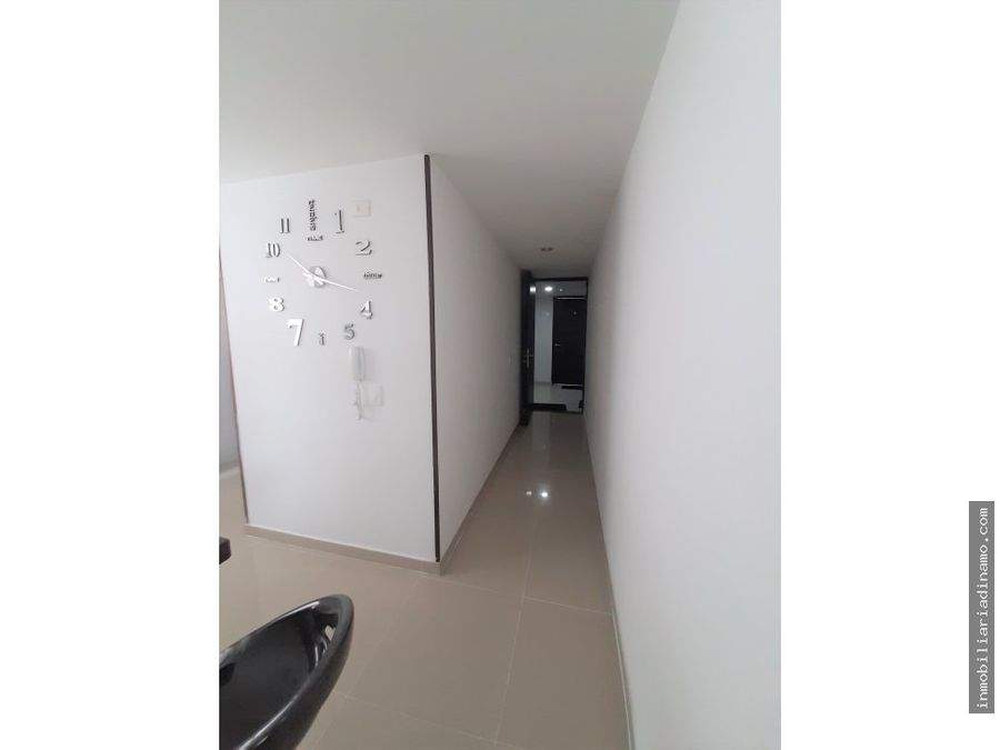 apartamento en zona de alta valorizacion en ibague