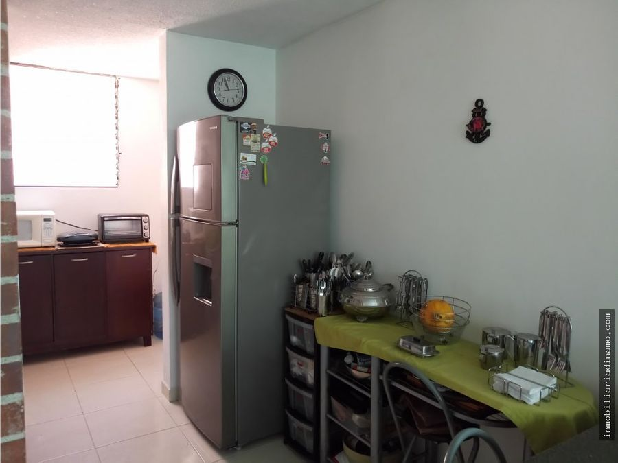 apartamento en venta bosque nativo sector vergel en ibague