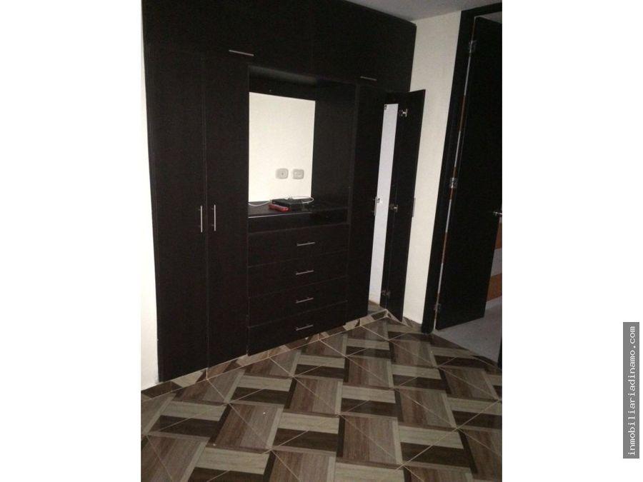 apartamento en venta en conjunto residencial monterrey ibague