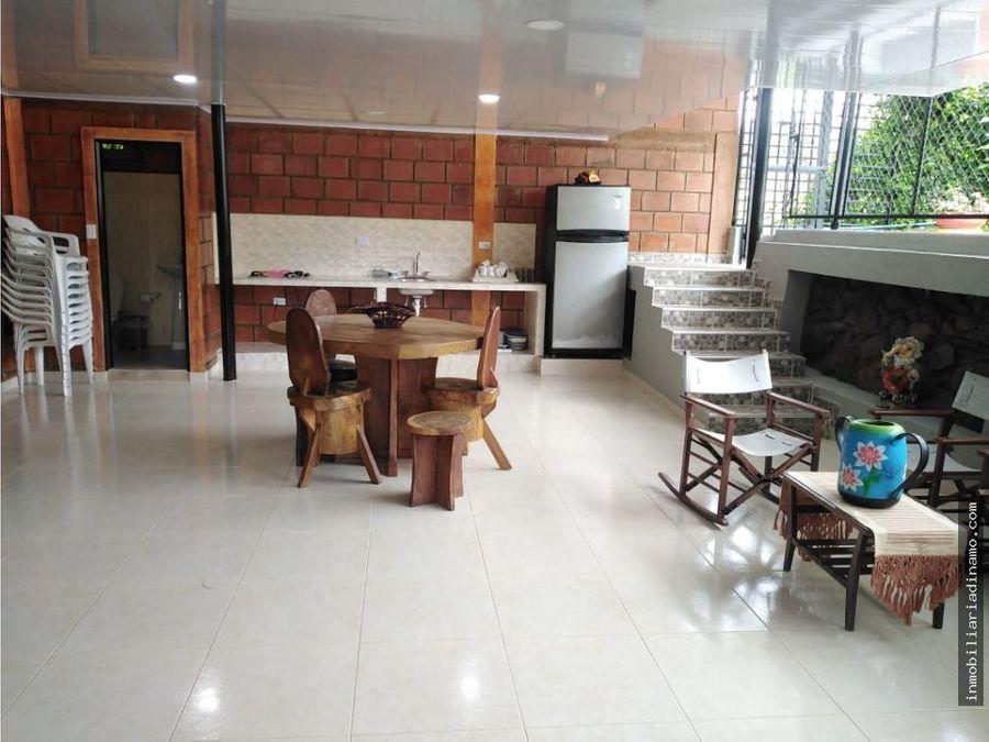 casa de campo en garzon huila para venta o permuta