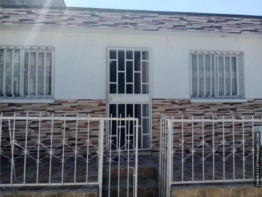 se vende casa sector la adiela armenia quindio