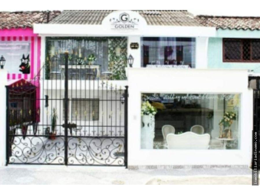 casa ideal para negocio o vivienda en ibague