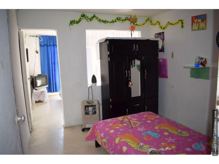 casa en venta en el sector ambala ibague