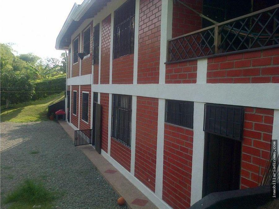 casa campestre en venta via la tebaida armenia q