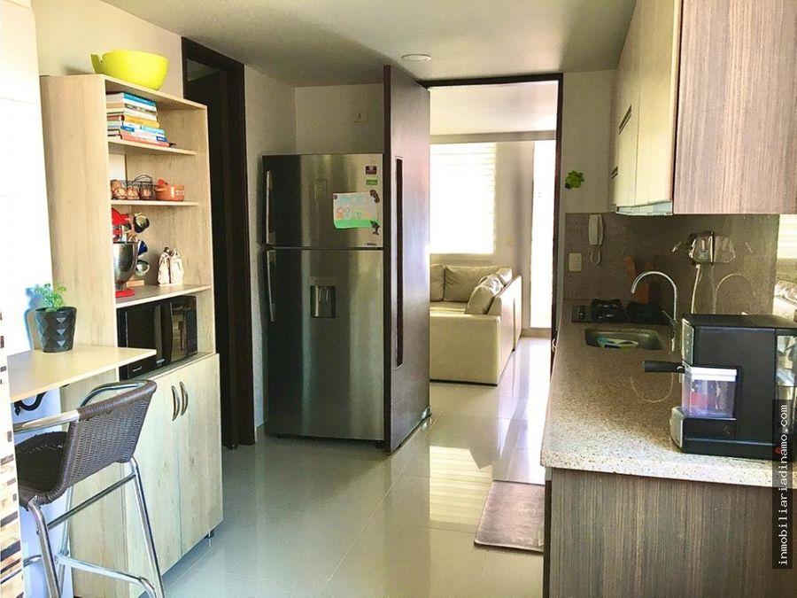 apartamento a la venta en sector de alta valorizacion en ibague