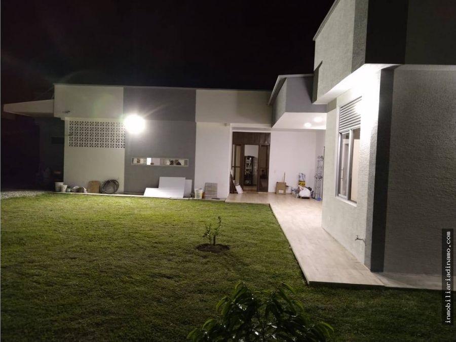 casa en venta armenia conjunto residencial