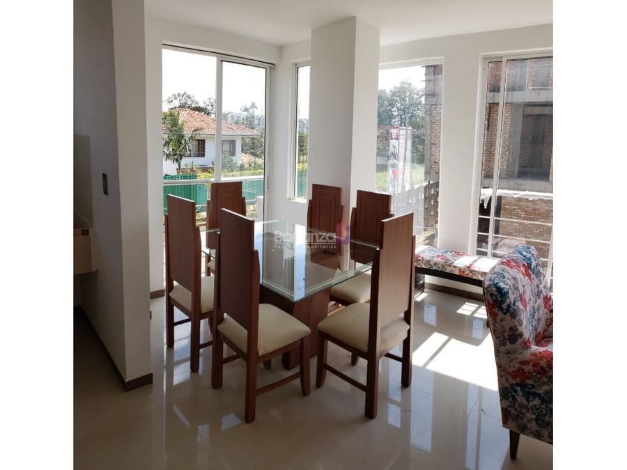 apartamento en venta en el tablazo popayan