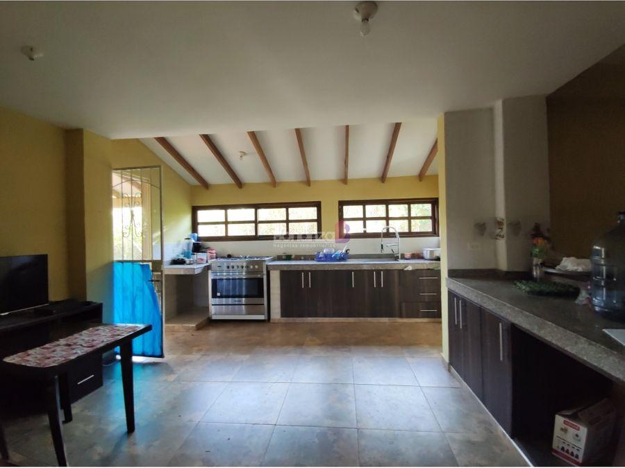 venta de parcela con casa en canta claro popayan