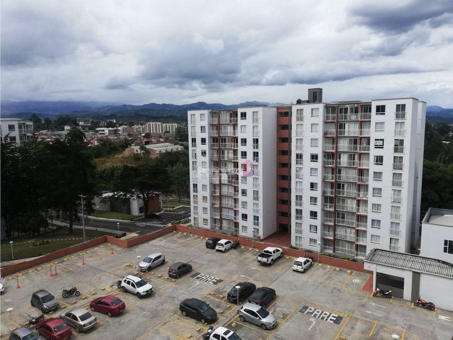 apartamento en venta torres de milano popayan