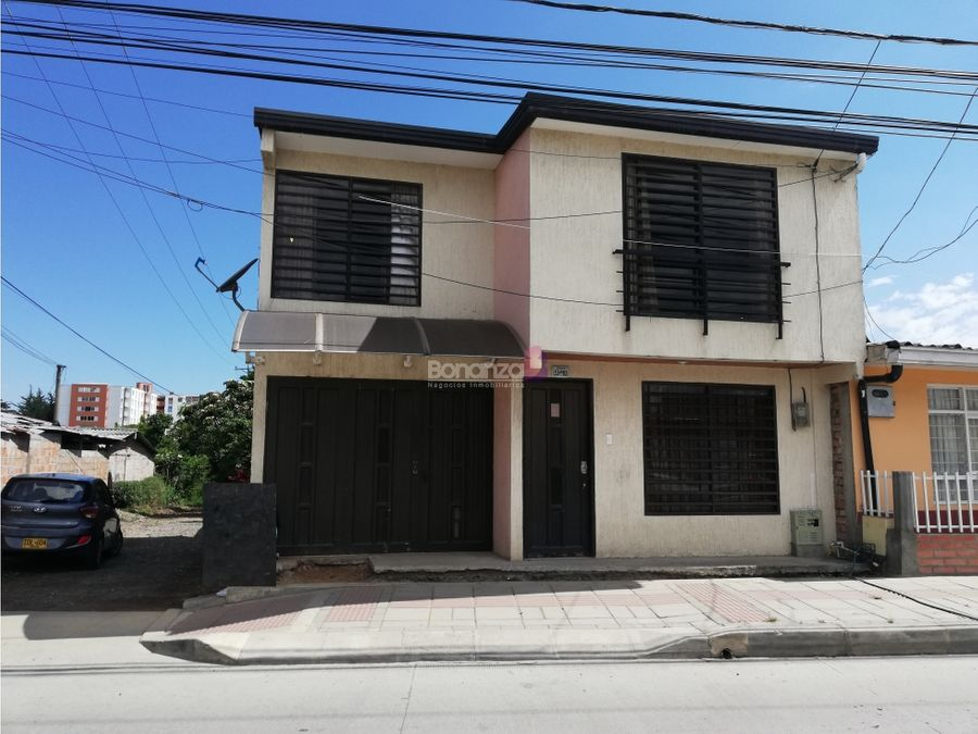 casa en venta en la via al bosque popayan