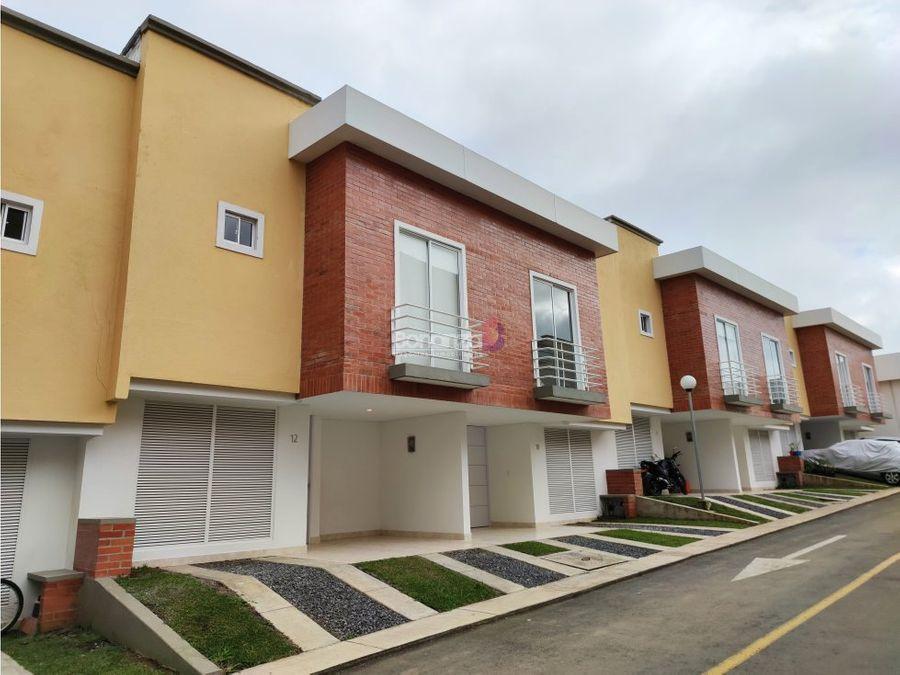 venta de casa en montelugano popayan
