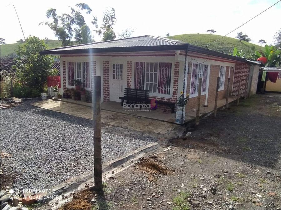 casa en venta via a timbio