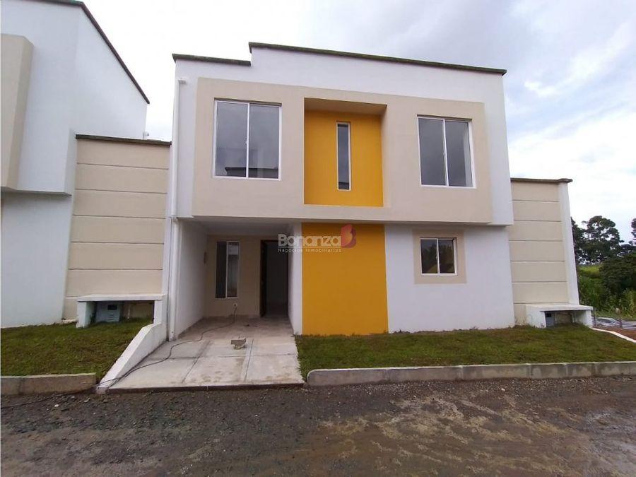 casa en venta en san millan barrio morinda popayan