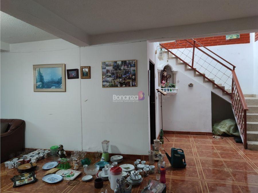 casa en la aldea popayan