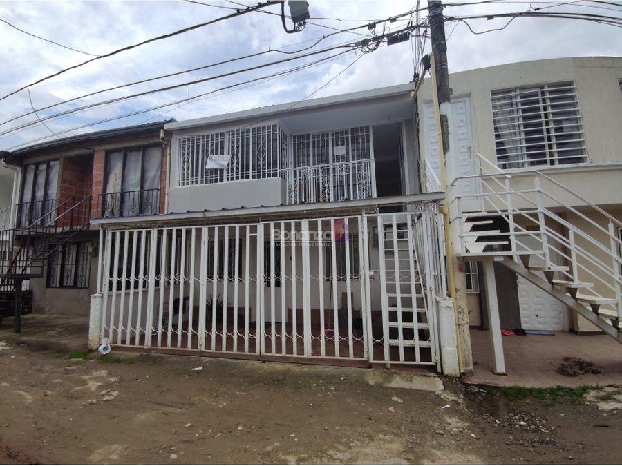 casa bifamiliar en venta en la paz popayan