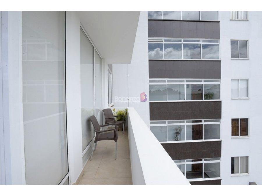 apartamento en venta atardeceres de campo bello popayan