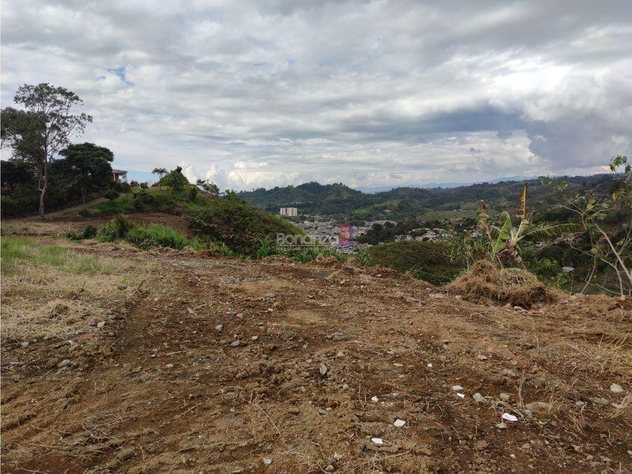 lotes en el barrio el plateado samanga popayan