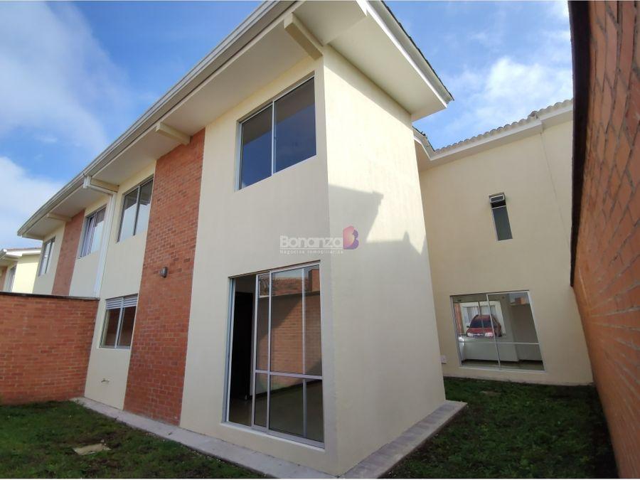 casa en venta en campo aragon popayan
