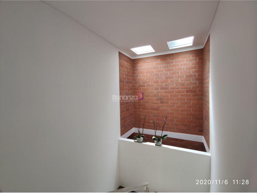 casa en venta en el conjunto san nicolas