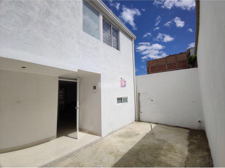 casa nueva aplica subsidio en venta norte de popayan