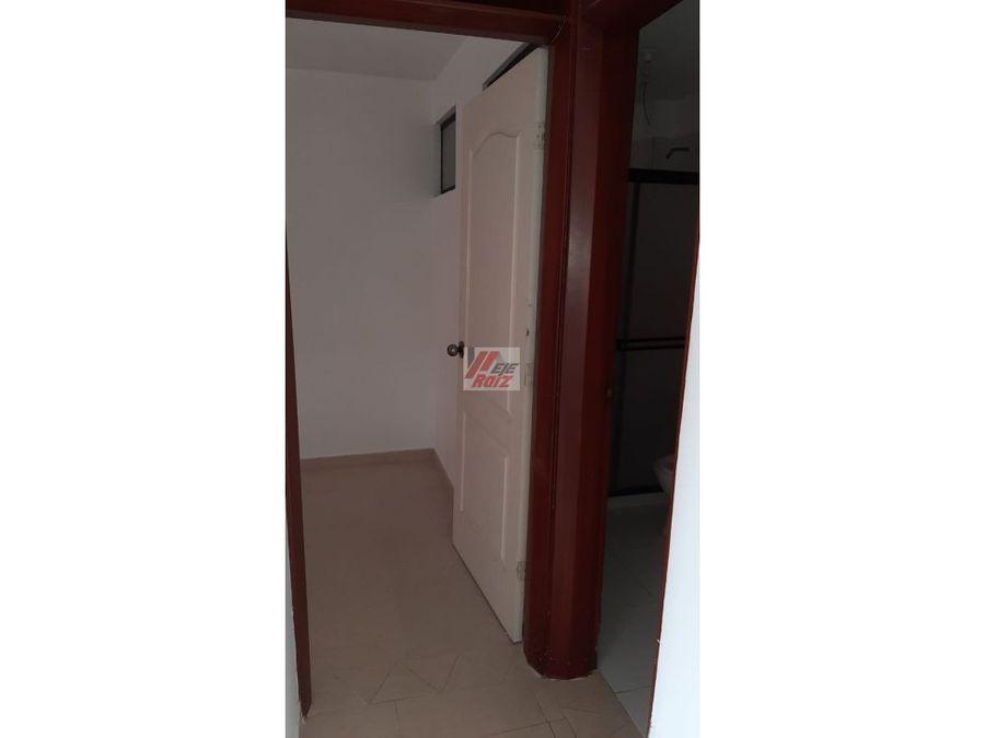 apartamento para la venta sector santagueda