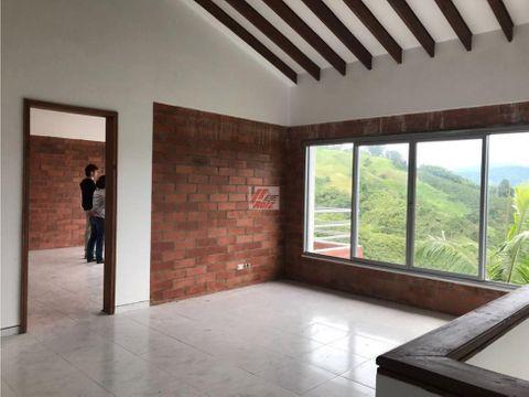 se vende casa campestre sector chinchina